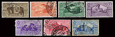 1930 ITALY #248-54 BIRTH OF VIRGIL - MOSTLY USED - VF - CV$39.90 (E#1370)