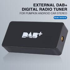 PUMPKIN Externe DAB+Digitalradio Box Adapter Antennentuner für Android Autoradio
