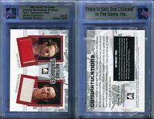 2007-08 ITG Ultimate Memorabilia 8th Edition Guy LaFleur Retro Teammates Silver