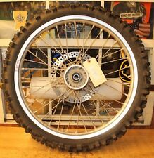 2005 YAMAHA YZ450F  FRONT WHEEL ASSEMBLY