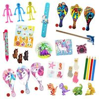Party Bag Fillers / Stocking Fillers Toys Boys Girls Halloween Kids Childrens