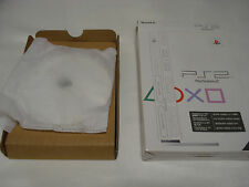 Sony Playstation 2 PS2 Ceramic White Vertical Stand Official Genuine Boxed