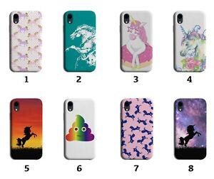 Unicorn Phone Case Cover Pattern Design Space Sketch Rainbow Poo Doughnut 80931