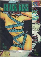 40 Badgirl comics: Black Kiss polybags, Lady Death, Widow #1, Babylon Crush #1.