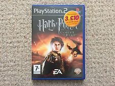 Harry Potter & The Goblet Of Fire - Playstation 2 PS2 Complete UK PAL