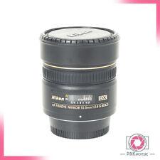 Nikon 10.5mm f2.8 G IF-ED AF DX Fisheye Lens