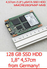 "128 GB SSD 1,8 "" 4,57cm HDD Hard Drive Μsata Micro SATA Mmcre28gfmxpmvb Slim MM"