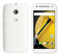 Motorola Moto E 2. Generation XT1524 White Weiß 4G LTE 8GB Ohne Simlock NEU