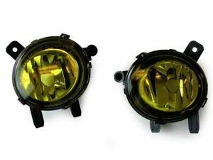 BMW F32 F33 F36 F30 F31 Pair yellow foglamps foglights Fogs fog lamps lights