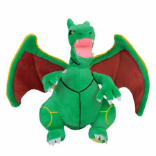 "Pokemon Charizard Rayquaza Dragon Plush Doll Soft Figure Stuffed Toy 10"" Gift"