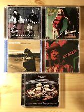LOT OF 5 HARD ROCK METAL CDs LIMP BIZKIT Kid Rock Zucchero Meat Loaf Mavericks