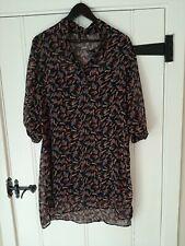 Mango Light Casual Summer Dress/Tunic Size XL