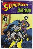 Superman Batman Nr.13 vom 22.6.1974 mit Gutscheinsammelecke - Z1-2 Comic Ehapa