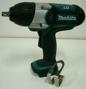 """Makita 18V LXT Li-ion Cordless 1/2"""" Square Impact Wrench - DTW450 - Tool Only"""