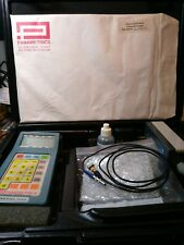Panametrics Ultrasonic Thickness Gage 22DL Kit w M112 Probe, charger, cal block