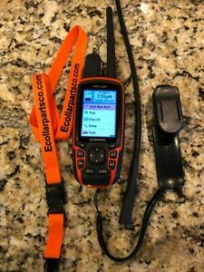 Garmin Astro 320 GPS Tracking Handheld w/ Extras . Excellent!