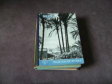 Merian Italienische Riviera 2/12 Jg 1959 1. und 2. Halbheft rar