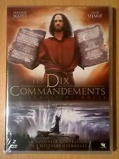Les Dix Commandements (2DVD neuf scellés) Nouvelle adaptation OMAR SHARIF