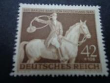 Germany 3 Rd Reich Nice Stamp Mnh Horse Riding-Hunt