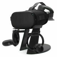 For Oculus Rift S/Oculus Quest Headset&Touch Controller AMVR VR Stand Accessory
