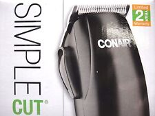 Conair 110-220 Volt Hair Clipper Trimmer For Worldwide Dual Voltage Use HC102