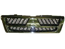 Front Radiator Grille Chrome & Black For Mitsubishi Shogun 3.2DID 10/02-8/06