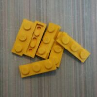 LEGO - Used Condition - 1x3 Plate (3623) - Yellow x 6