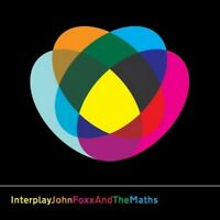 "John Foxx And The Maths - Interplay (NEW 12"" VINYL LP)"