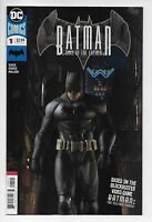 Batman sins of the Father #1 Variant Telltale DC Comic 1st Print 2018 unread NM