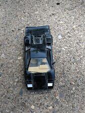 Rare 88 burago Lamborghini Countach 5000 (Black) 1:18 Diecast- -Italy used