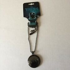 Disney Vintage Tron Legacy Necklace, New
