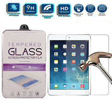 Genuine Tempered Glass Screen Protector For iPad Air 1 2 A1566 A1567 A1474 A1475
