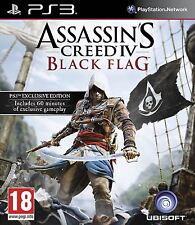 Assassin's Creed IV Black Flag - PS3 Playstation 3