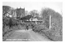 rp17618 - Brendon Parish Church on the Hill , Devon - photo 6x4