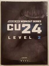 Advocare Workout Series CU24 Level 2  (4 DVD Set) New