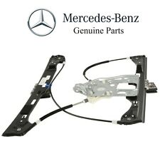 Mercedes W203 Front Passenger Right Electric Window Regulator without Motor OES