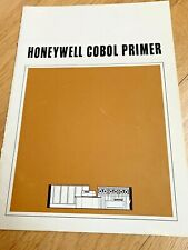 1962 HONEYWELL COBOL PRIMER Book - Honeywell Electronic Data Processing Systems