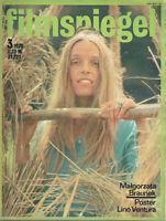 Filmspiegel 3/1978 Malgorzata Braunek Milan Beli (FS577)