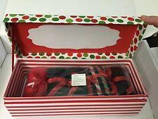 SET OF 5 SOCKS IN GIFT BOX, NEW, ORIGINAL PACKAGING