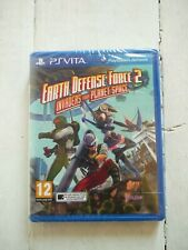Earth Defense Force 2 - Sony Playstation PS Vita - Neuf sous blister