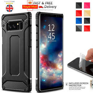 For Samsung Galaxy S9 S8 Plus S7 edge Note 9 8 Case Cover Protector New Phone