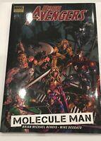 DARK AVENGERS: MOLECULE MAN Marvel Premiere Edition Hardcover
