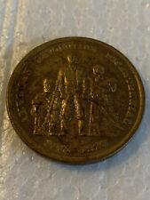 Bicentennial Medal Antique Bronze 1976 American Revolution Minnesota  Coin