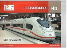 Fleischmann Neuheitenkatalog 2012, 66 Seiten
