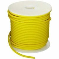 16 Ga. Yellow Abrasion-Resistant General Purpose Wire (GXL) - (50 feet)