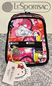 Lesportsac Hello Kitty Adaptable Mini Backpack HELLO KITTY COLLECTOR 4306G631 P1