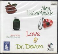 Alan Titchmarsh Love & Dr. Devon 7CD Audio Book Unabridged FASTPOST