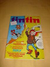 TINTIN N°229 janvier 1980