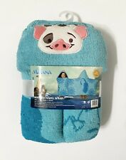NWT DISNEY MOANA BEACH BATH TOWEL