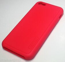 Silicone TPU Gel Case With Screen Protector For Apple iPhone 5C